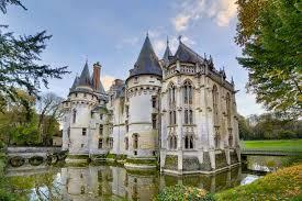 The Chateau de Vigny   Paris  France