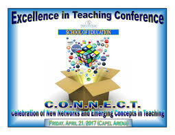 school of education fayetteville state university excellence in teaching conference 2017 21 2017
