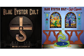 <b>Blue Oyster Cult</b> Announce 2020 Releases