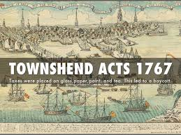 「Townshend Acts」の画像検索結果
