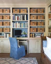 how to organize a home office cheap with brown rattan hutch design and white classic filing cabinets idea plus wooden floors plan cheap home office