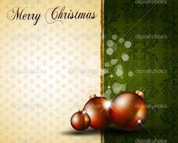 vintage christmas baubles background stock vector copy davidarts vintage christmas baubles background for elegant invitation flyer or brochure vector by davidarts