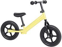 Heitamy Children Balance Bicycle, <b>12 inch Wheel Carbon</b> Steel Kids ...