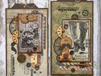 89 Best 复古 images | Masculine cards, Steampunk cards, Cards