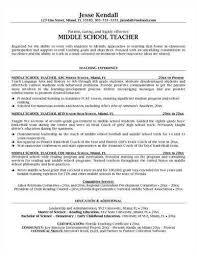 Sample Resume For Teaching Position  cover letter sample cover