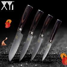 <b>XYj</b> Kitchen <b>Knife</b> New Arrival 2019 <b>Damascus</b> Cooking <b>Knives</b> ...