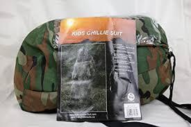 Kids Ghillie Suit, Woodland Camo, Ghillie Suits For ... - Amazon.com