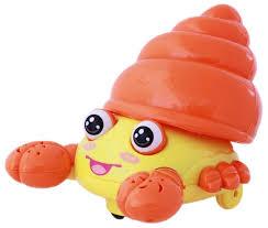 Купить Интерактивная развивающая <b>игрушка Берадо</b> Крабик со ...