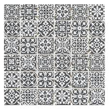 <b>Royal</b> Pattern <b>Matte</b> Ceramic Mosaic - 12 x 12 - 100507763 | Floor ...