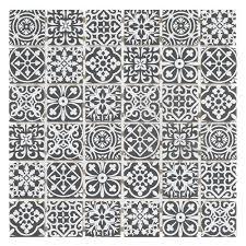 <b>Royal</b> Pattern <b>Matte</b> Ceramic Mosaic - 12 x 12 - 100507763 | Floor ...