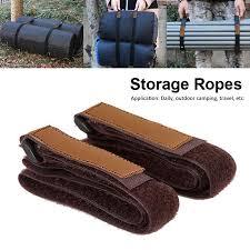 <b>2PCS</b>/<b>Pack Outdoor</b> Camping Travel Equipment Bundling Belt ...