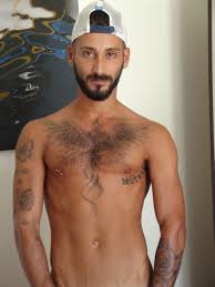 Lucas Kazan Blog the men of LucasKazan Openly gay Daniele loves giving head loves rimming and admits to a couple of fetishes feet group sex and tattoos can you tell