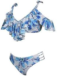 <b>Women's style</b> in seaside swimming <b>Women Two</b>-piece <b>Fashion</b> ...