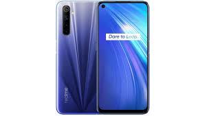 <b>Смартфон Realme 6 4/128GB</b> (RU) Синяя Комета: купить в ...