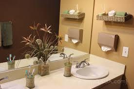 bathroom wall decor palm tree