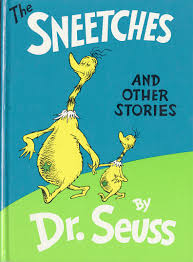 acirc nine kinds of pie dr seuss the sneetches 1961