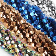 2 3 <b>4 6 8mm</b> about 70 195Pcs <b>Crystal</b> Beads AB multicolor Sapcer ...