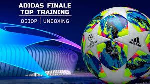 <b>Мяч</b> Лиги Чемпионов <b>Adidas Finale</b> Top Training 19 | 20 DY2551 ...