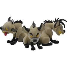 <b>Фигурка</b> Disney Character <b>Fluffy Puffy</b>: Lion King Banzai, Shenzi, Ed ...