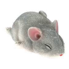 <b>Фигурка декоративная</b> `<b>ARTS</b>` Маленькая спящая крыса с ...