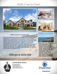 best photos of best real estate flyer templates  real estate  real estate flyer templates