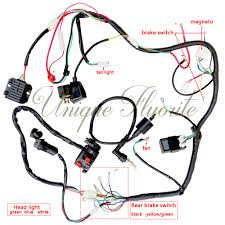 atv wiring connector wiring diagram for chinese 110 atv the wiring diagram loncin atv wiring diagram schematics and wiring