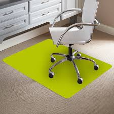 full size of accessories mesmerizing rectangle yellowgreen polyester fiber computer chair mat stainless steel computer amazing yellow office chair