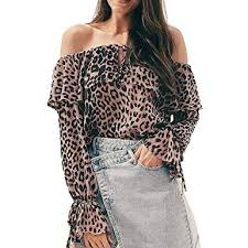 Buy Lailailaily <b>Summer Women's Fashion Sexy</b> TubeTop Leopard ...