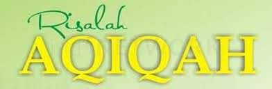 Hasil gambar untuk Risalah Aqiqah