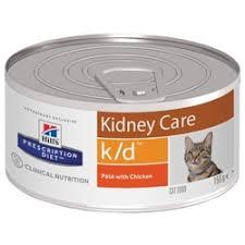 <b>Hill's</b> Prescription Diet k/d Kidney Care <b>влажный диетический корм</b> ...