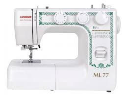 Купить <b>швейную машину Janome ML77</b> (электромеханическая ...