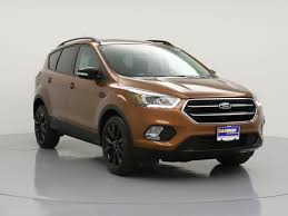 Used Ford Escape orange exterior with <b>Smart Key</b> for Sale
