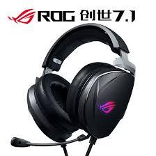 ROG Genesis 7.1 <b>Проводная гарнитура Игровая гарнитура</b> ...