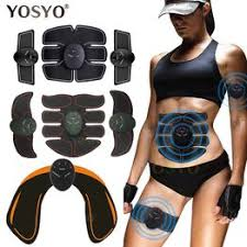 Smart EMS Muscle Trainer Wireless Electric Muscle ... - Vova