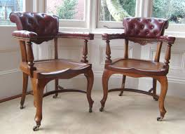 antique oak desk or office chairs antique office chair