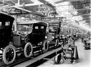 「Highland Park, Michigan automobile factory 1913」の画像検索結果