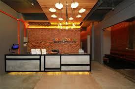 ramarama designer boutique hotel reception counter lobby boutique reception counter