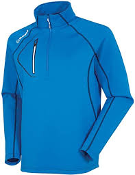 Sunice Allendale Men's <b>Half</b> Zip Performance Pullover with Thermal ...