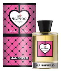 Mansfield Tattoo купить селективную парфюмерию для женщин ...