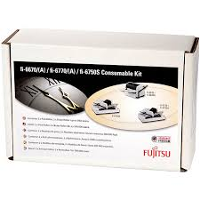 Купить <b>Комплект расходных материалов Fujitsu</b> Consumable Kit ...
