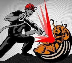 """Шахтерский"" митинг в Донецке проходит без шахтеров - Цензор.НЕТ 629"