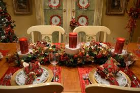 Christmas Dining Room Christmas Dining Room Decorations Simple Ideas 20 Woodland Snowy