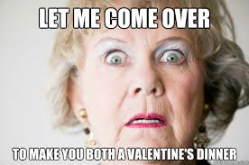 Overly Attached Mother-In-Law memes   quickmeme via Relatably.com