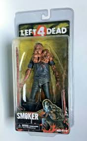 Left 4 Dead Smoker Figure <b>Neca</b> Player Select | Cool Figures ...