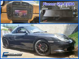 Porsche #Boxster #<b>Pioneer</b> #<b>GM</b>-<b>D1004</b>... - CONCEPT AUTOS 974