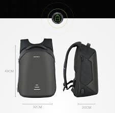 "<b>BAIBU Men</b> Multifunction <b>Backpack Anti</b> theft 15.6"" Laptop <b>Backpack</b> ..."