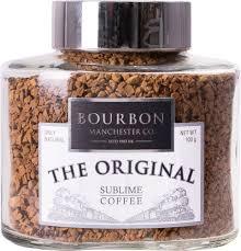 Растворимый <b>кофе Bourbon</b>