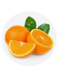 Разделочная доска-<b>подставка под горячее Апельсин</b>, стеклянная ...