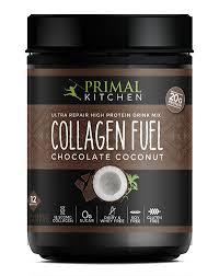 Chocolate Coconut <b>Collagen Fuel</b> Protein Powder | Primal kitchen ...