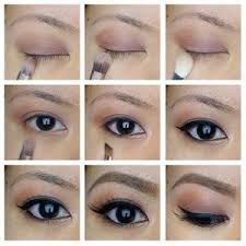tutorial make up mata secara natural